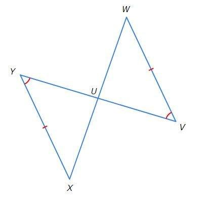 By which rule are these triangles congruent? a) aas b) asa c) sas d) sss